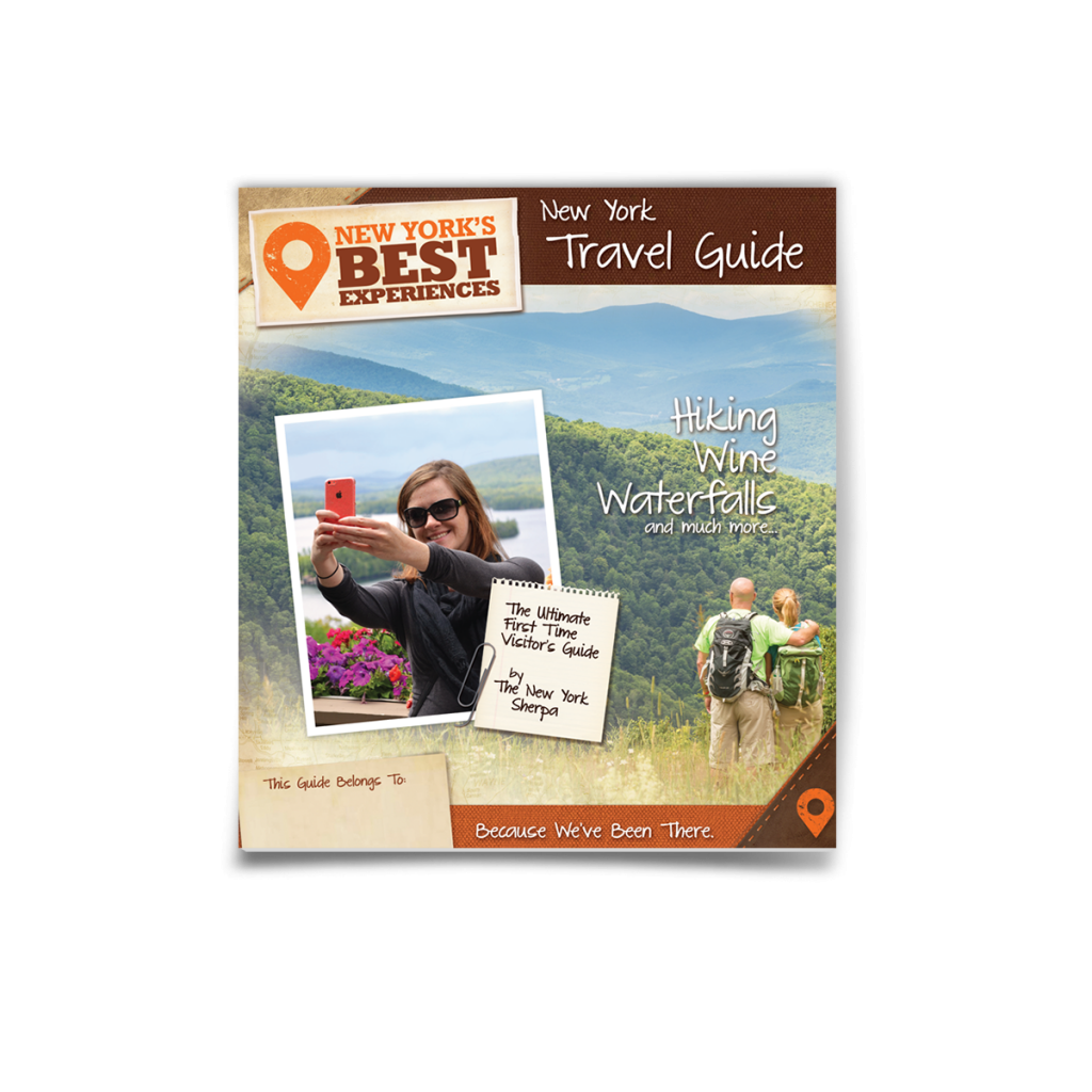 Print Guide | New York's Best Experiences | New York Welcomes You, Inc.
