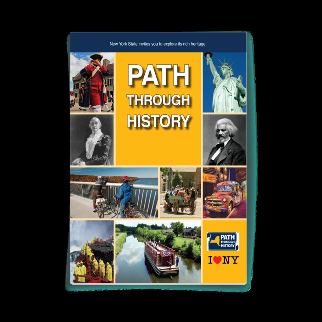 Print Magazine | Path Through History