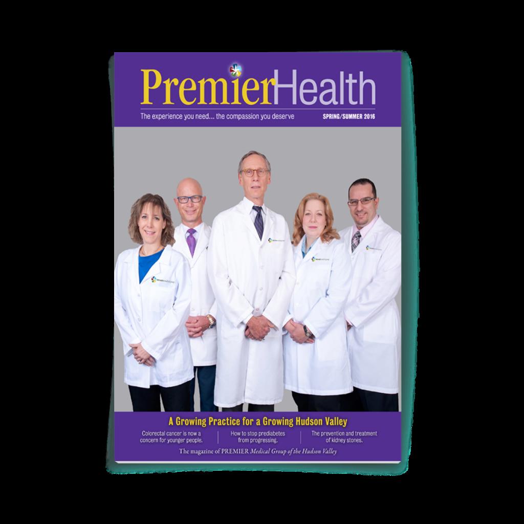 Print Magazine | Premier Health | Premier Medical Group