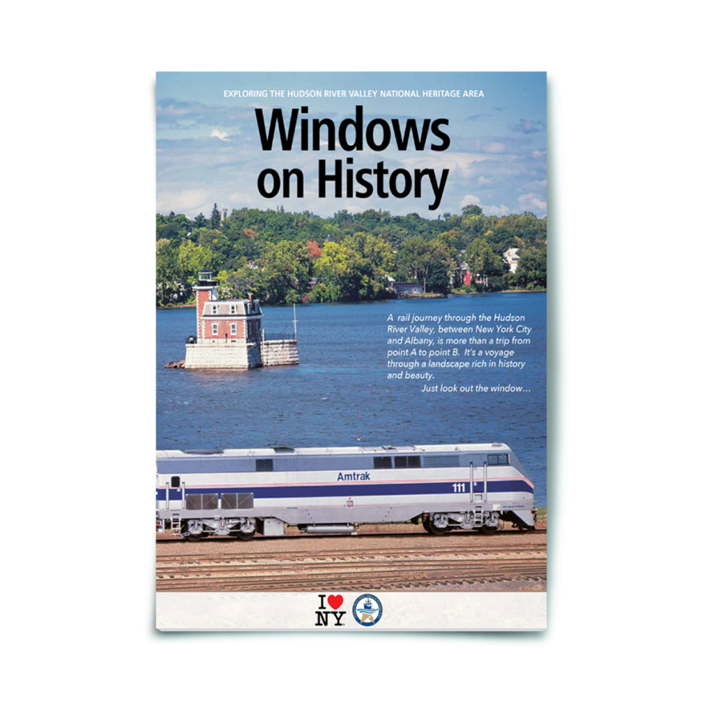 Print Magazine | Windows on History | I Love NY