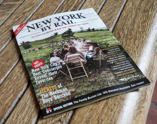 New York By Rail | Content Studio
